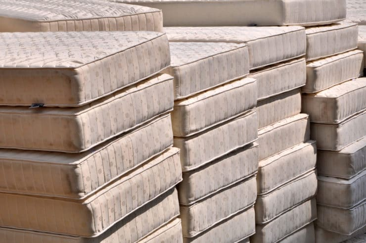 What To Do With An Old Mattress Uk Mattress Removal Options