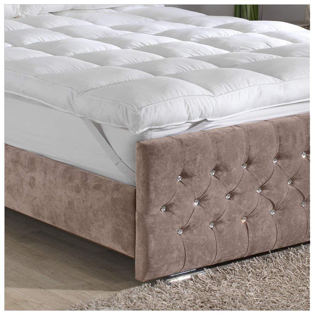Lancashire Bedding Premium Extra Deep